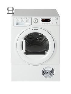 hotpoint-ultima-s-line-sutcd97b6pm-9kg-condenser-tumble-dryer-white
