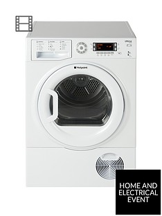 hotpoint-ultima-s-line-sutcd97b6pm-9kg-sensor-condenser-tumble-dryer-white