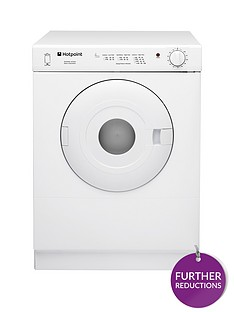 hotpoint-v4d01p-4kg-vented-tumble-dryer