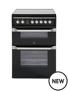 indesit-indesit-id60c2ks-60cm-double-oven-electric-cooker