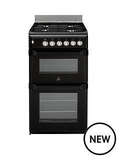 indesit-indesit-itl50gk-50cm-twin-cavity-gas-cooker