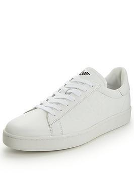 emporio-armani-ea7-ea7-classic-trainers-white