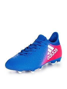 Adidas Junior X 16.3 Firm Ground Football Boot