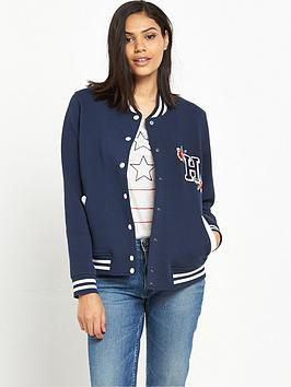 Hilfiger Denim Varsity Jacket