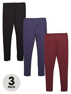 v-by-very-girls-leggings-3-pack