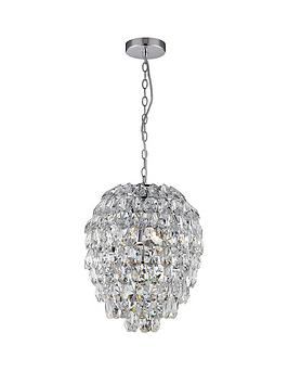 Marquis by waterford robe almond crystal ball pendant light marquis by waterford robe almond crystal ball pendant light littlewoods aloadofball
