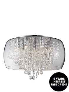 marquis-by-waterford-norenbspencased-flush-crystal-light-fitting-large