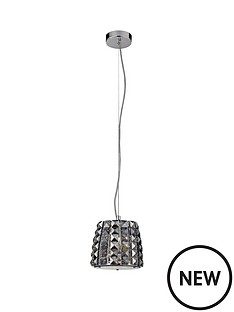 marquis-by-waterford-moy-single-light-fitting-pendant-smoke