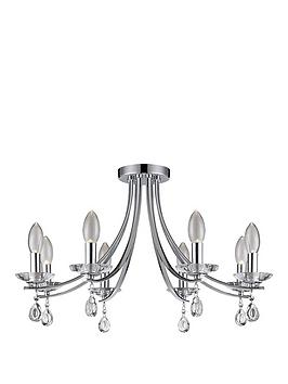 marquis-by-waterford-bandon-8-light-chrome-curve-chandelier