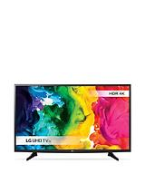LG 43UH610V 43 inch 4K Ultra HD Smart LED TV