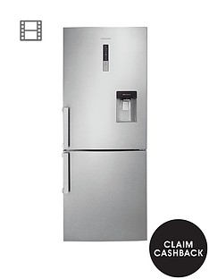 samsung-rl4362fbasleu-70cm-no-frost-fridge-freezer-with-spacemaxtrade-technology-next-day-delivery-silver