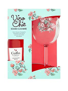 vino-chic-rose-wine-gift-set