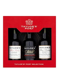 taylors-port-selection