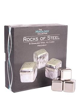 the-mixology-collection-collection-steel-ice-cubes-6-pack