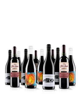 Virgin Wines Virgin Wines Customer Favourites Red 12 Bottles Picture