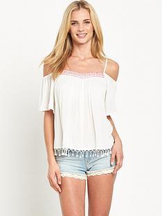 superdry-trim-cold-shoulder-cami-top-off-white