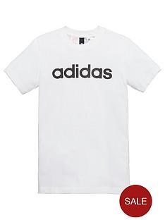adidas-older-boys-linear-log