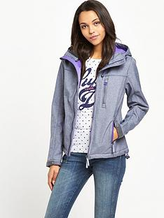 superdry-hooded-windtrekker-storm-marl-fluro-purple