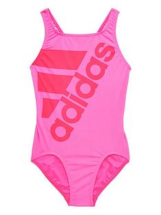 adidas-older-girls-logo-swim