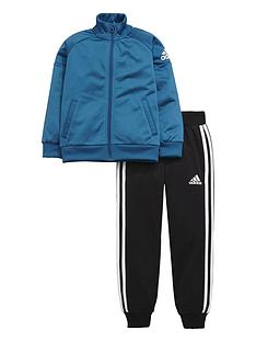 adidas-younger-boys-poly-tracksuit