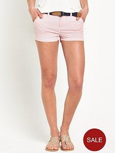 superdry-riviera-hot-short-pink-ecru