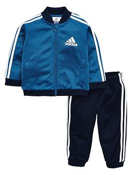 Adidas Baby Boys Poly Tracksuit
