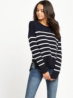 superdry-slouch-knit-marine-stripe