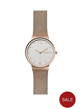 skagen-skagen-freja-rose-tone-case-rose-tone-mesh-bracelet-ladies-watch