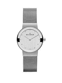 skagen-skagen-freja-silver-dial-silver-mesh-bracelet-ladies-watch
