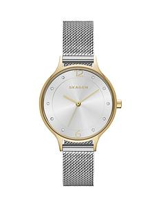 skagen-skagen-anita-silver-tone-dial-two-tone-mesh-bracelet-ladies-watch
