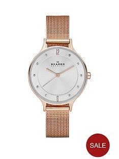 skagen-skagen-anita-silver-tone-dial-rose-tone-mesh-bracelet-ladies-watch