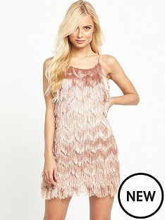 glamorous-tiered-tassel-cami-dress