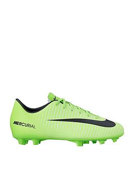 Nike Jr. Mercurial Vapor Xi Firm Ground Football Boot