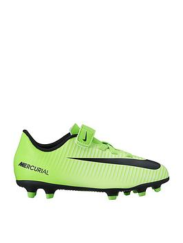 Nike Junior Mercurial Vortex Iii (V) Firm Ground Football Boots
