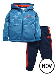 adidas-baby-boys-poly-hooded-suit