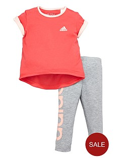 adidas-baby-girls-tee-and-tight-set