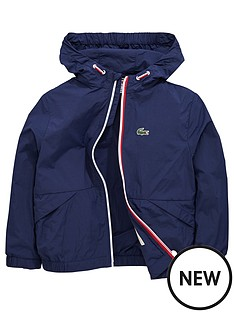 lacoste-hooded-nylon-windbreaker