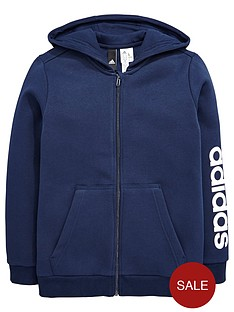 adidas-older-boys-linear-logo-hoodie
