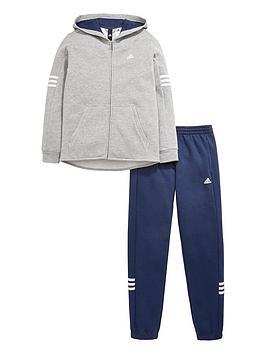 Adidas Older Boys Hojo Fleece Suit