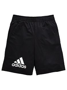 adidas-older-boys-jersey-short