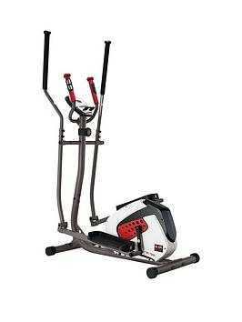 Body Sculpture Magnetic Elliptical Cross Trainer With Hand Pulse