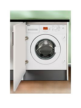 Beko Wmi61241 BuiltIn 6.5Kg Load 1200 Spin Washing Machine   Washing Machine With Connection