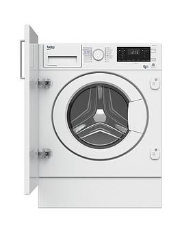 Beko Wdiy854310 BuiltIn 8Kg Wash 5Kg Dry Washer Dryer   Washer Dryer Only