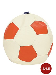 faux-leather-football-beanbag-ndash-red