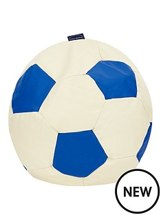 faux-leather-football-beanbag-ndash-blue