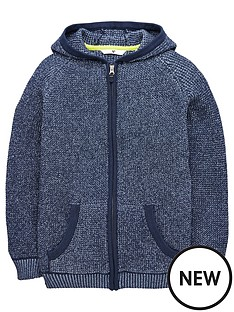 v-by-very-boys-blue-twisted-knit-zip-through-cardigan