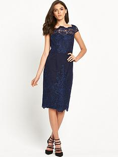 chi-chi-london-fitted-bardot-lace-dress