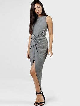 girls-on-film-front-knot-dress