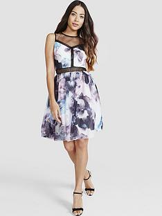 little-mistress-oil-print-prom-dress-with-lace-trim