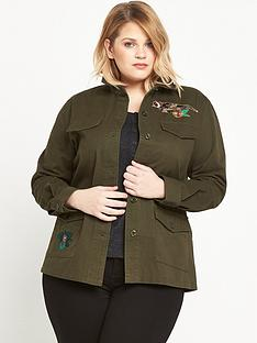 so-fabulous-embroidered-shacketnbsp--khaki